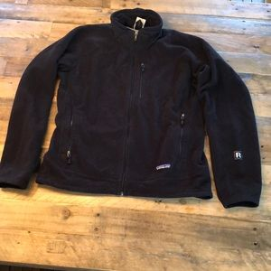 Patagonia women's Large polartec R fleece jacket